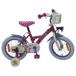 VÉLO ENFANT MINNIE Vélo 14