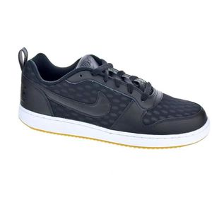 BASKET Baskets basses - Nike Court Borough  Homme  Noir