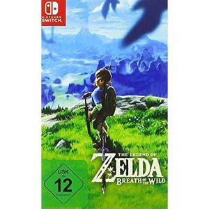 JEU NINTENDO SWITCH The Legend of Zelda: Breath of the Wild + 1 figuri