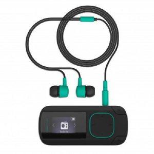 LECTEUR MP3 MP3 Noir 8GB Ultra leger Bluetooth Ecran LCD Radio