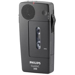 DICTAPHONE - MAGNETO. Machine a dicter Philips pocket-memo lfh388