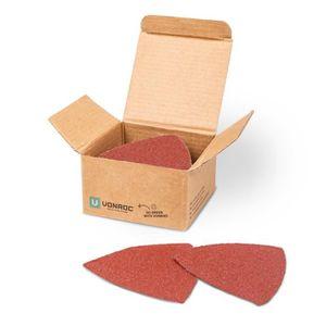 10x Papier abrasif pour Fein Multi Master Grain 120