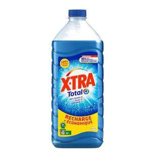 LESSIVE Xtra Total Lessive Recharge Économique 1,85L (lot