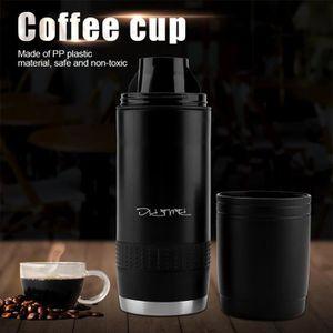 CAFETIÈRE Cafetière électrique espresso combine Cafetière -