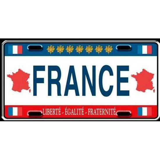 Plaque Americaine Collection Pays du Monde Hollande