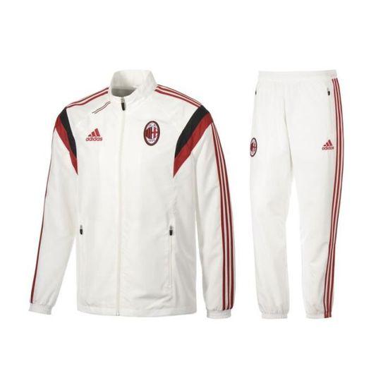 Survêtement présentation Adidas Milan AC 20141 Noir