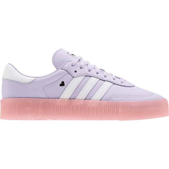 adidas samba rose femme