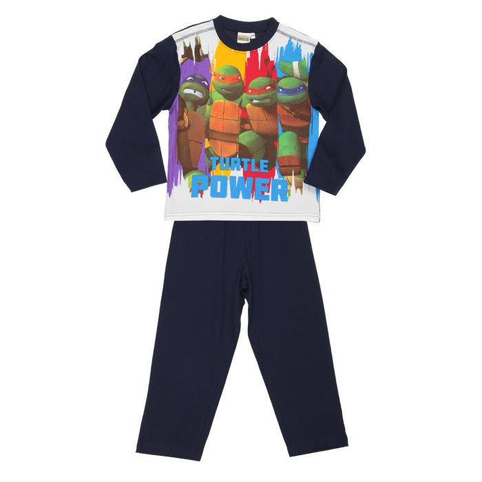 tortues ninja pyjama enfant gar on achat vente pyjama. Black Bedroom Furniture Sets. Home Design Ideas