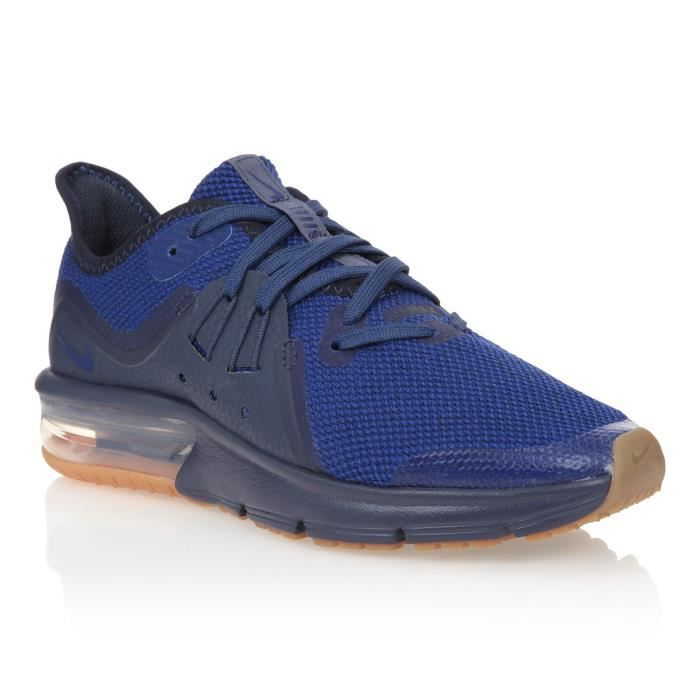 affordable price casual shoes superior quality NIKE Baskets Air Max Sequent 3 - Enfant garçon - Bleu Bleu - Achat ...
