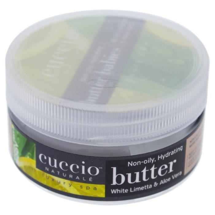 Butter Babies - White Limetta and Aloe Vera by Cuccio for Unisex - 1.5 oz Body Lotion