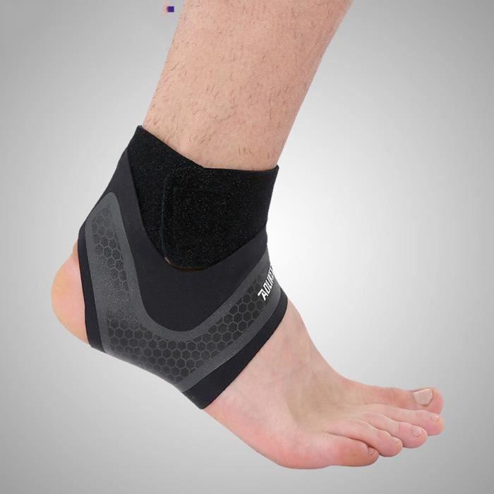 Sports cheville soutien élastique manches bandage wrap compression pied orthèse protéger Equipement fitness PRODUITS DE FITNESS ET