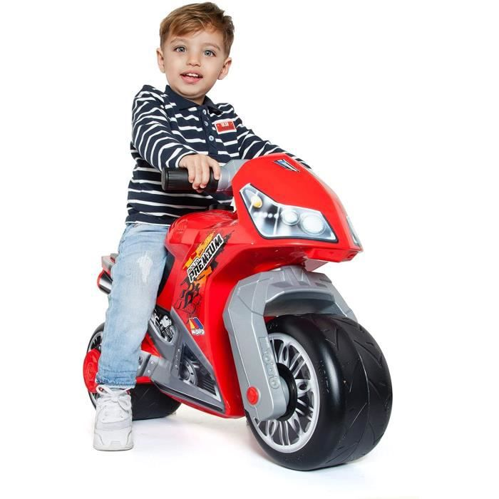 Trotteur Moto Molto Crossà partir de 18 MoisTout Terraindécoration du Jouet de Haute Technologie. Stable avec Un Design Sport et U