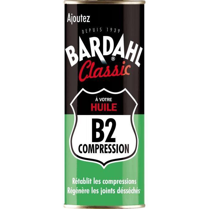 BARDAHL Traitement huile B2 - Compression moteur - 400 ml