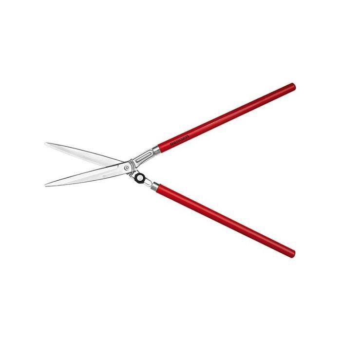 Cisaille de Jardinage Rouge/Argent 250 mm - 4006457044402