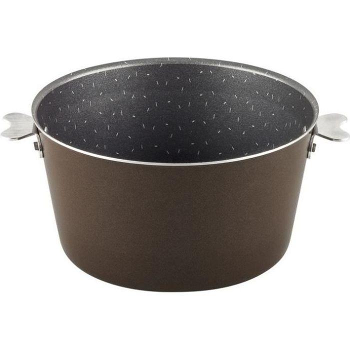 TEFAL SUCCESS Moule à Charlotte J1606402 diamètre 18 cm marron