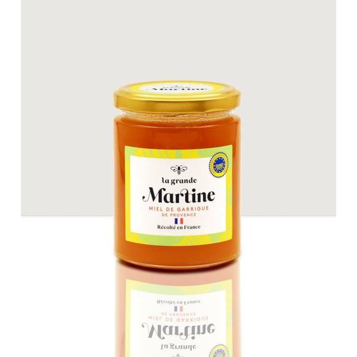 Miel de Garrigue IGP Provence LA GRANDE MARTINE - 380gr