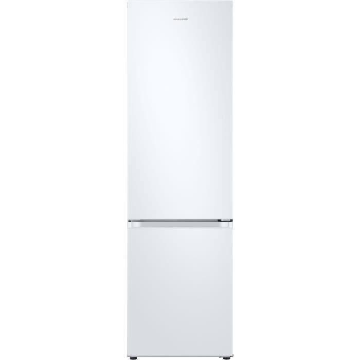 SAMSUNG RL38T600CWW - Réfrigérateur combiné - 385L (273L + 112L) - Froid Ventilé - A+++ - L59,5cm x H203cm - Blanc - Pose Libre