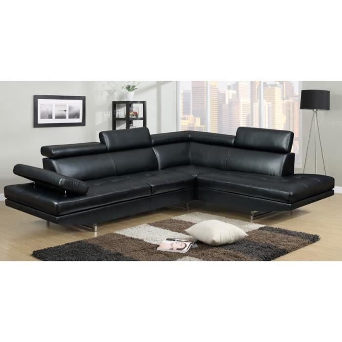 canape d angle chesterfield achat vente canape d angle chesterfield pas cher cdiscount. Black Bedroom Furniture Sets. Home Design Ideas