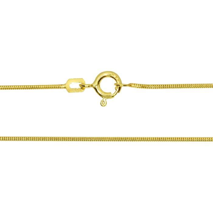 219es100450 - Collier Femme - Or Jaune 8 Carats 333-1000 VY4CA