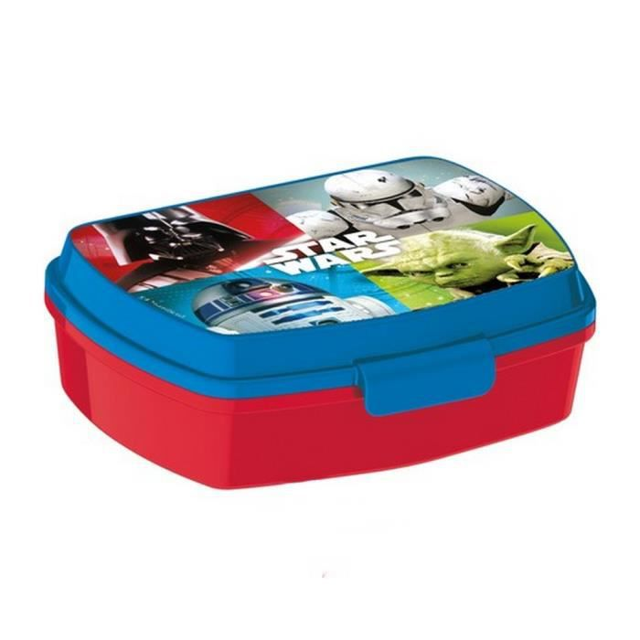 boite go ter disney star wars enfant achat vente lunch box bento boite go ter disney. Black Bedroom Furniture Sets. Home Design Ideas