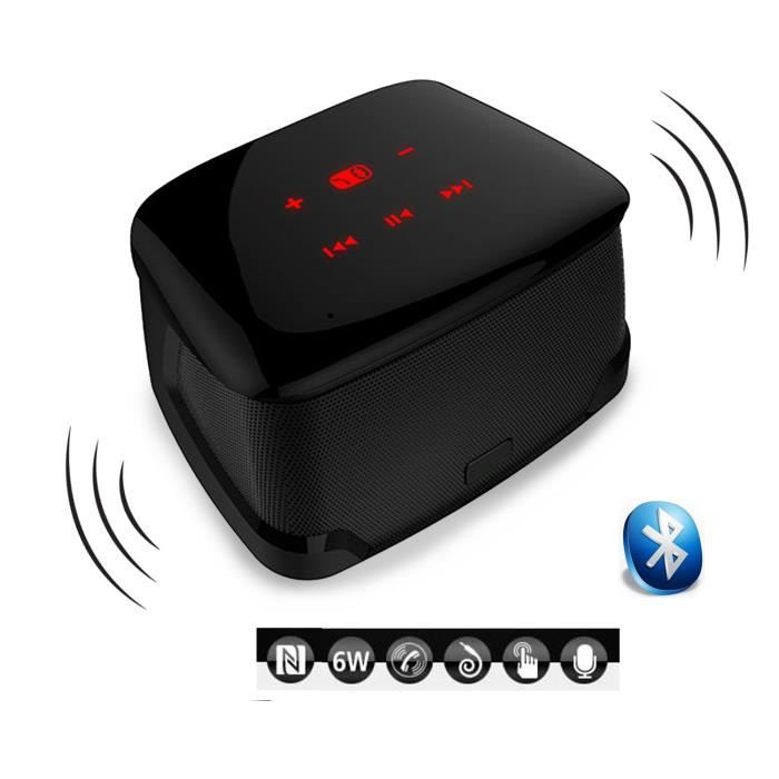 mini enceinte portable bluetooth mains libre micro. Black Bedroom Furniture Sets. Home Design Ideas