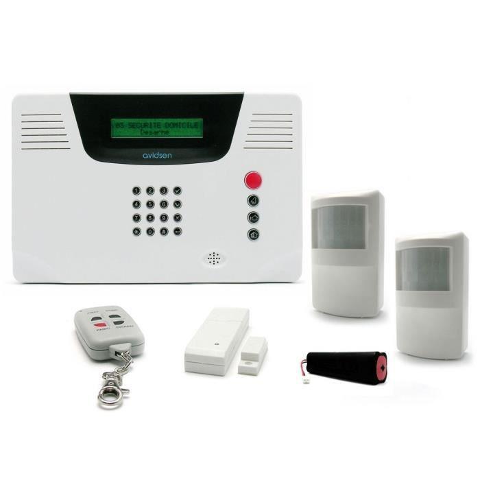 Télésurveillance & Vidéosurveillance  Lognes ▷ Tarif & Devis : Alarme, Protection Intrusion & Cambriolage