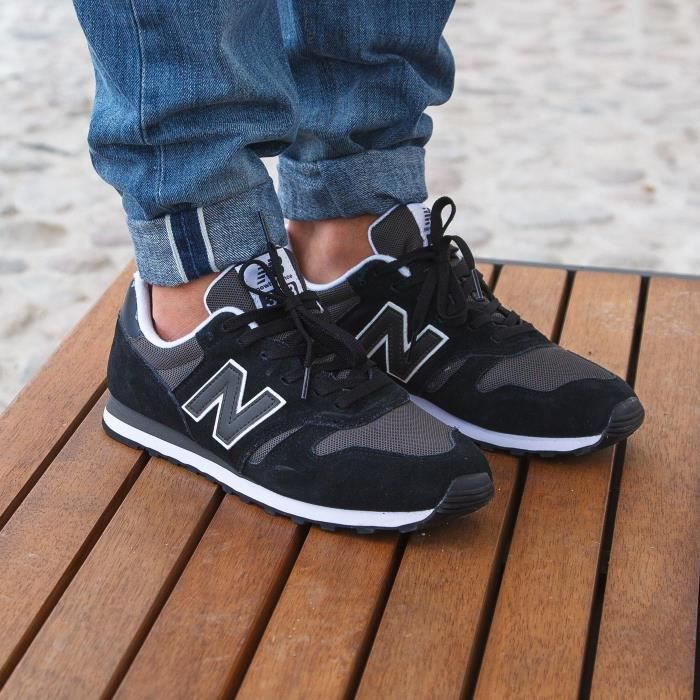 look new balance noir
