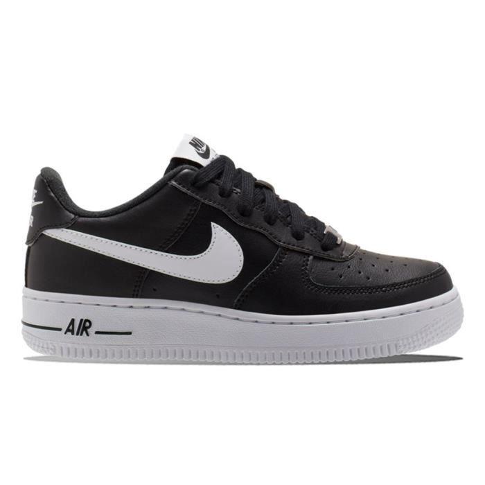 Baskets Nike Air Force 1 (Gs) CT7724-001 Noir - Cdiscount Chaussures