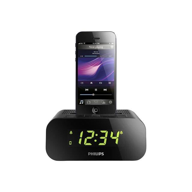 philips aj3275d radio r veil dock ipod iphone achat. Black Bedroom Furniture Sets. Home Design Ideas