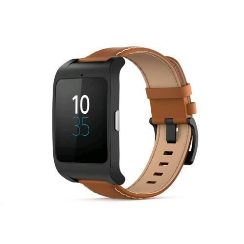 montre connectee sony smartwatch 3 swr50. Black Bedroom Furniture Sets. Home Design Ideas