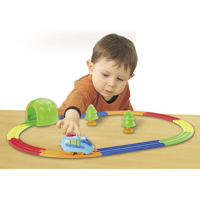 CIRCUIT TOMY Mon Premier Train