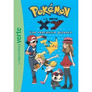 Livre 9 -12 ANS Pokémon : la série XY Tome 24