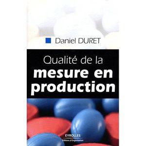 LIVRE GESTION Qualité de la mesure en production