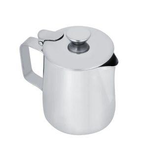 CAFETIÈRE ROMANTIC Lait frothing pichet tasse à café avec co