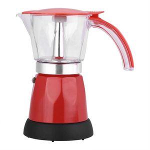 CAFETIÈRE Cafetière détachable pot de Moka électrique 300 ml