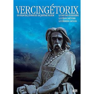 DVD DOCUMENTAIRE vercingetorix de jerome prieur