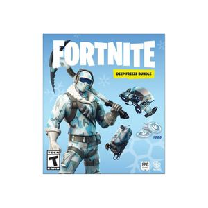 JEU PS4 Fortnite Deep Freeze Bundle PlayStation 4