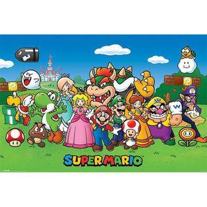 Personnage Mario