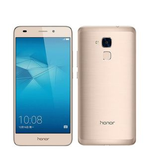 huawei honor 5c smartphone d bloqu 4g lte dual sim 16go or achat smartphone pas cher avis. Black Bedroom Furniture Sets. Home Design Ideas