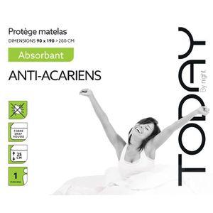 PROTÈGE MATELAS  TODAY Protège Matelas / Alèse Absorbant Anti-Acari
