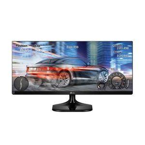ECRAN ORDINATEUR LG 25UM58-P Ecran PC LED IPS - 25'' - 21:9 - 2560x