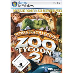 JEU PC Zoo Tycoon 2 - Ultimate Edition [import allemand]