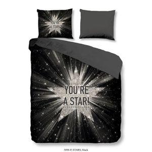 HOUSSE DE COUETTE ET TAIES Pure Stars - Housse de Couette - Grande taille - 2