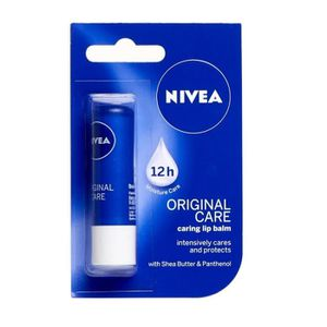GEL - CRÈME DOUCHE Nivea Lip Care Essential 4.8g originale GEL DE DOU