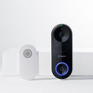 INTERPHONE - VISIOPHONE 360 D819 Interphone Visiophone Caméra LCD 2,1Mega
