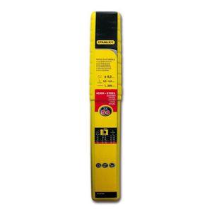 Stanley 90646 /Électrodes de soudage au rutile 2.5 x 300