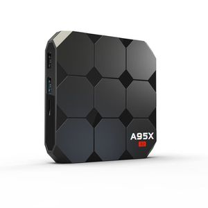 BOX MULTIMEDIA TV BOX Multimédia Décodeur Stream Android TV Box A