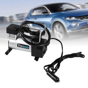 COMPRESSEUR 12V 150PSI Pompe à air de pneu de voiture pompe à comp