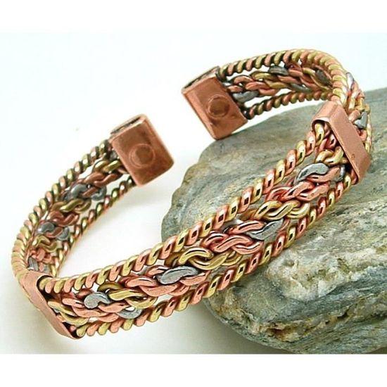 bracelet femme avec aimants
