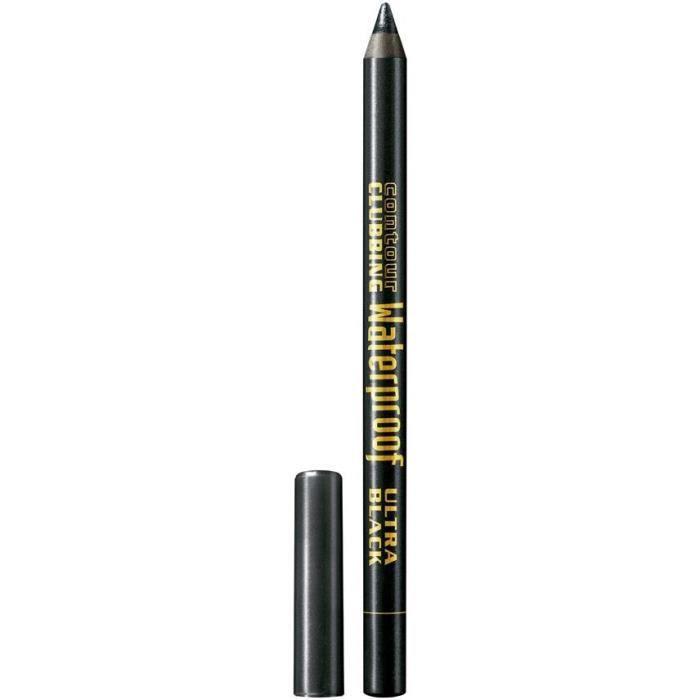BOURJOIS Crayon Contour Clubbing Waterproof - 54 Ultra Black